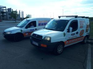 dostavna vozila